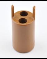 Adaptoare tuburi conice Thermo Scientific Heraeus Megafuge, dimensiuni tuburi Ø 17*L 122 mm, 8*15 ml, 4 buc