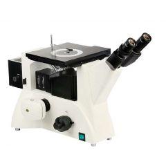 Microscop binocular inversat metalografic 18AT JP Selecta, 1000x
