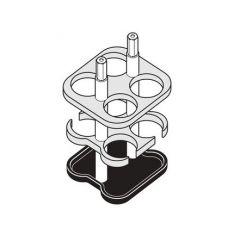 Adaptoare tuburi Eppendorf, 20 ml, 2 bucati