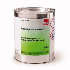 Adeziv lichid ROTH Aradur Hardener H2, 500 g