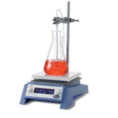 Agitator magnetic digital Stuart cu incalzire si platan ceramic, 1300 RPM