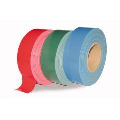 Banda adeziva textila ROTH Sekuroka, albastra, 50 m * 19 mm