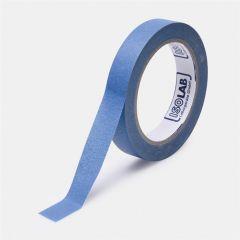 Banda autocolanta alba ISOLAB pentru etichetare, 30 m * 19 mm