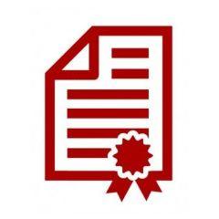 Certificat de calibrare Kern 961-110