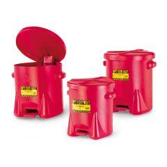 Container ROTH pentru deseuri, rosu, 38 l