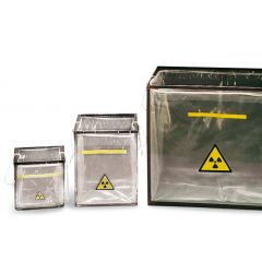 Container ROTH SEKUROKA pentru deseuri radioactive, 3.3 l