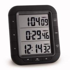 Cronometru digital ROTH cu 3 canale, 19 h, 59 min si 59 sec