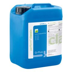 Detergent Fisher Q-Plus pentru curatarea si dezinfectarea suprafetelor, 2 l