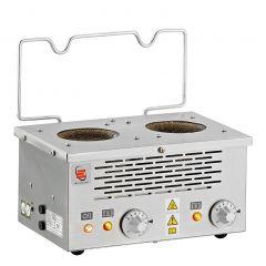 Echipament Electrothermal de extractie Macro-Kjeldahl, seria MQ, 2 posturi, 500 - 800 ml