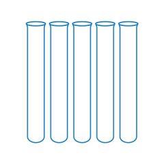 Eprubete din sticla Biosan pentru densitometre, 78 buc