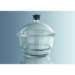 Exsicator din sticla Marienfeld, Ø 200 mm