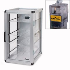 Exsicator vertical ROTH Auto-Star din PMMA, 42 l