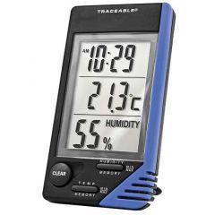 Indicator pentru umiditate si temperatura precalibrat Digi-Sense, 0 - 50 °C, 10 - 90 % RH