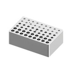 Insertii DLAB pentru incalzitorul cu blocuri HB120-S, 54 locasuri*0.2 - 2 ml