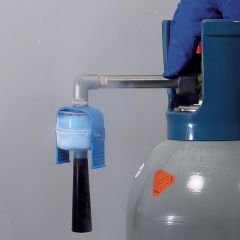 Instalatie de gheata carbonica Burkle SnowPack 250, tablete de 250 g