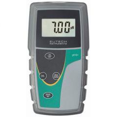 Kit pH-metru portabil Thermo Scientific Eutech 6+ cu sonda ATC, 0 - 14 pH