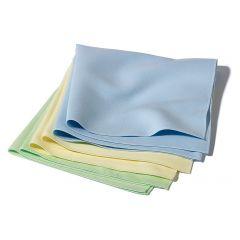 Lavete microfibra ROTH, culoare verde, 40*40 cm, 5 buc