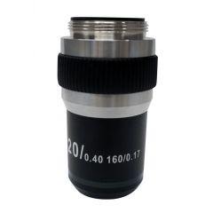 Lentila obiectiv cu contrast ridicat M-139 Optika pentru microscoape, 20x