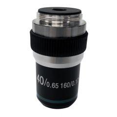 Lentila obiectiv cu contrast ridicat M-141 Optika pentru microscoape, 40x