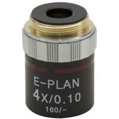 Lentila obiectiv N-PLAN M-164 Optika pentru microscoape, 4x