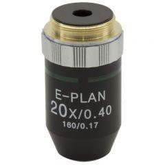 Lentila obiectiv N-PLAN M-166 Optika pentru microscoape, 20x