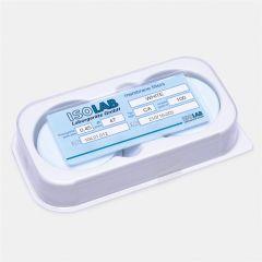 Membrane filtrante ISOLAB din RC, ø 47 mm, dim. pori 0.45 µm, 100 buc