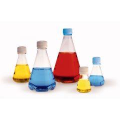 Pahare Erlenmeyer sterile Nalgene, 250 ml, 12 buc