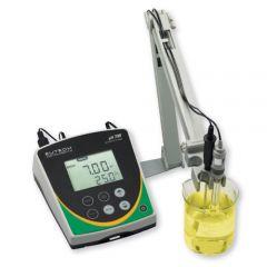 pH-metru de laborator Thermo Scientific Eutech pH 700, cu electrod pH din sticla poroasa, 0 - 14 pH