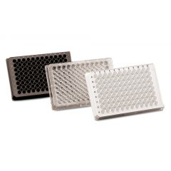 Placi de microtitrare Brand immunoGrade din polistiren, translucide, 96 godeuri F, 100 buc