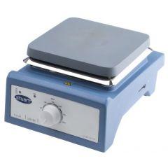 Plita analogica cu platan din aluminiu Stuart US150, 325 °C