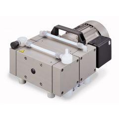 Pompa de vid cu membrana Welch Vacuum MPC 601 T, 2 mbar, 75 l/min