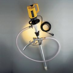 Pompa prelevare Burkle, pentru produse petroliere, 85 l/min