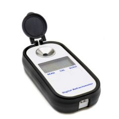 Refractometru portabil digital Optika HRD-300N, pentru industria alimentara