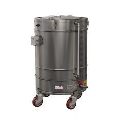 Rezervor stocare LIVAM C-100 pentru apa distilata, 100 l