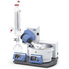 Rotaevaporator vertical IKA RV 10 auto V-C, 4 litri
