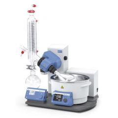 Rotaevaporator vertical IKA RV 10 digital V, 4 litri