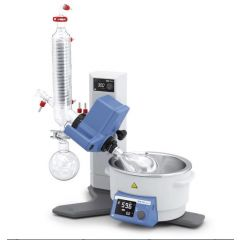 Rotaevaporator vertical IKA RV 8 V-C, 4 litri