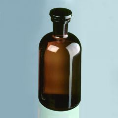 Sticla bruna de laborator Marienfeld, 50 ml