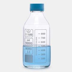 Sticla de laborator ISOLAB cu filet GL 45, 500 ml