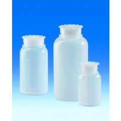 Sticle Fisher Scientific din LDPE, 500 ml, 10 buc