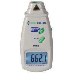 Tahometru digital contact/ non contact Digi-Sense, 99 999 RPM
