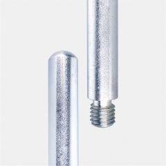 Tija de sustinere ISOLAB din otel galvanizat, lungime 750 mm