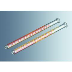 Tuburi comparatoare pentru hemometru Marienfeld, sticla calcosodica, 10 buc