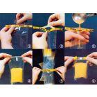 Pungi sterile ROTH WhirlPak pentru prelevare mostre lichide, 380*190 mm, 500 buc